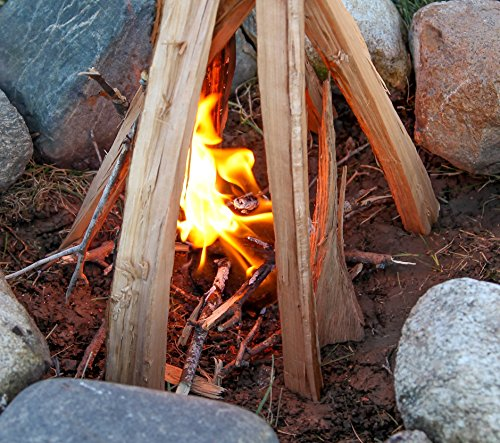 Amazon's Best Natural Fire Starter Shefko EasyFire Fire