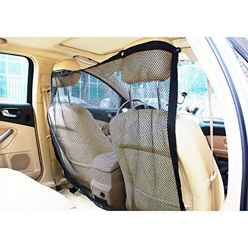 Yepaipioneer Vehicle Pets Barrier Front Seat Cars Net