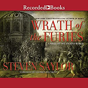 Wrath of the Furies Audiobook