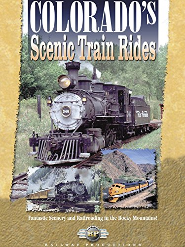 Colorado's Scenic Train Rides