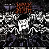 Napalm Death From Enslavement to Obliteration/Scum
