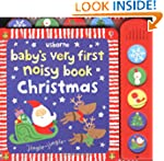 Baby's Very First Noisy Book/Christmas