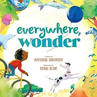 Book Cover: Everywhere, Wonder