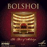 Bolshoi [The Best Of Melodia] [Mikhail Glinka, Alexander Darcomyzhsky, Nikolai Rimsky-Korasakov] [Melodia: MELCD 1002164] Mikhail Glinka