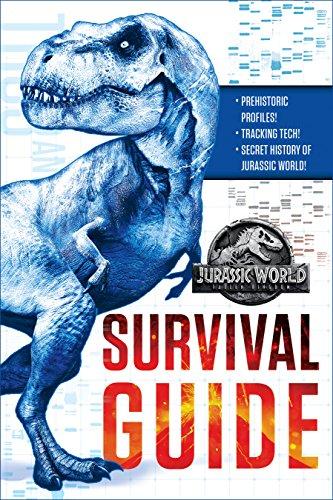 Jurassic World: Fallen Kingdom Dinosaur Survival Guide (Jurassic World: Fallen Kingdom) [Lewman, David] (Tapa Blanda)