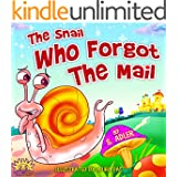 "Children's book:""THE SNAIL WHO FORGOT THE MAIL""(Bedtime Story)Beginner readers fiction eBook(Values eBook)Education-Animal Habitats-Early reader Picture ... fiction early & beginners books Book 6)"
