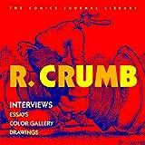 R. Crumb: TCJ Library Vol. 3 (The Comics Journal) (1560975644) by Groth, Gary