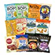 Gluten Free Snack Organic Gift Box 1 10 Snacks Non Gmo Organic Snack All Natural Healthy Snacks by angie terra pirate's booty kettle potato dirty popchips mary gone cracker garden of eatin food should taste good riceworks multigrain blue chip sea salt