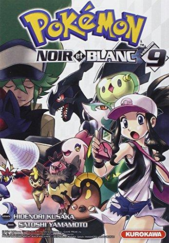 Pokémon - Noir et Blanc Vol.9 gratuit