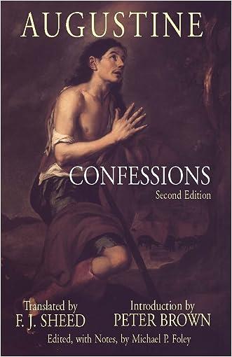 Confessions (Hackett Classics)