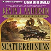 Scattered Suns: The Saga of Seven Suns, Book 4 | [Kevin J. Anderson]