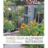 The Three-Year Allotment Notebookby Joanna Cruddas
