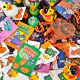 Halloween Toy and Novelty assortment (50 pc)