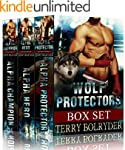 Wolf Protectors Series Boxed Set: BBW...