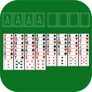 FreeCell for Kindle from Harpan LLC