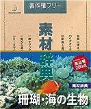 素材辞典 Vol.35 珊瑚・海の生物編