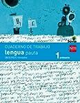 Cuaderno de lengua, Pauta. 1 Primaria...