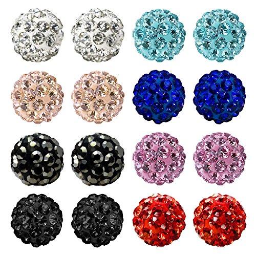 value-pack-bling-bling-rhinestones-crystal-fireball-disco-ball-ball-stud-earrings-stainless-steel-hy