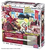 Mega Brands King Arthur Gawain Dragon Duel Playset