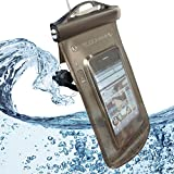 VeloChampion DryBag Waterproof Mobile Phone Case/Pouch with Bike Cycle Mount