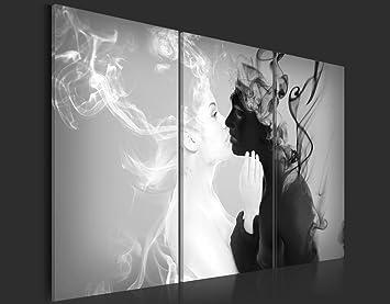 impression sur toile toile 120x80 cm 3 parties. Black Bedroom Furniture Sets. Home Design Ideas