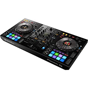 Pioneer DJ DDJ-800 2-Channel Rekordbox DJ Controller w/AxcessAbles Laptop Stand, XLR Audio Cable, Hosa RCA Cable and eStudioStar Polishing Cloth