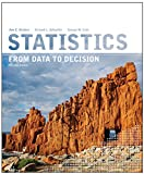 img - for Statistics: From Data to Decision 2e + WileyPLUS Registration Card book / textbook / text book
