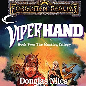 Viperhand Audiobook