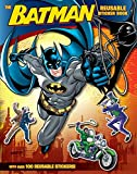 Batman Classic: The Batman Reusable Sticker Book