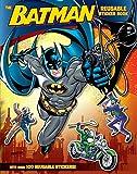 img - for Batman Classic: The Batman Reusable Sticker Book book / textbook / text book