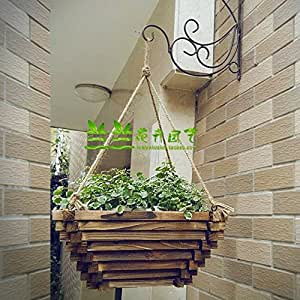 wall mounted planter box