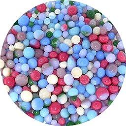 Hydrangea Designer Mix Frit Balls - 90COE - Made from Bullseye Glass