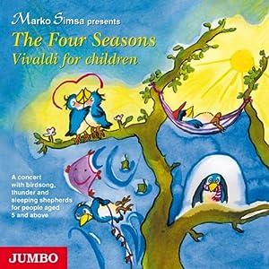 The Four Seasons. Vivaldi for Children Hörbuch