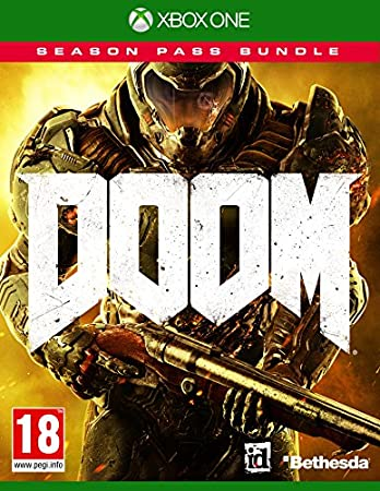 Doom Game + Season Pass Bundle (Exclusive to Amazon.co.uk) (Xbox One)