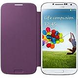 Samsung - EF-FI950BVEGWW - Etui � rabat pour Samsung Galaxy S4 Violet