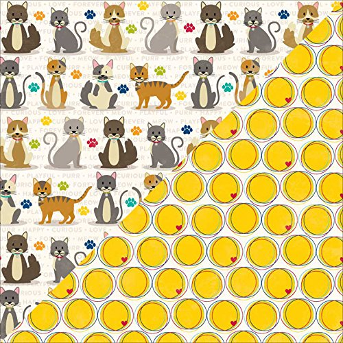fur-fusion-double-sided-cardstock-12x12-cat-chow