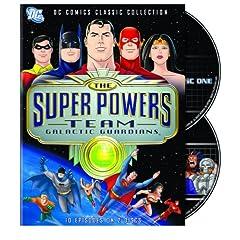 Super Friends - Season 7: The Super Powers Team, Galactic Guardians, The Complete Season