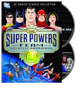 The Super Powers Team: Galactic Guardians - The Complete Season