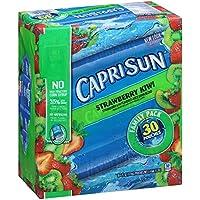 Capri Sun Juice Drink, Strawberry Kiwi (30 Count)