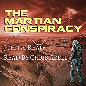 The Martian Conspiracy Audiobook