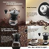 Mindkoo-Ceramic-Burr-Manual-Coffee-Grinders-Hand-Crank-Grinding-Mill-Grey