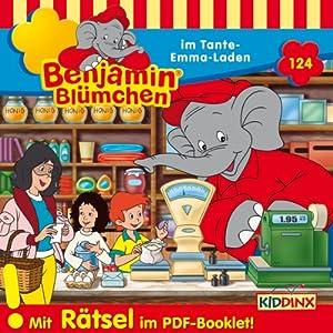 Benjamin Blümchen im Tante-Emma-Laden (Benjamin Blümchen 124) Hörspiel