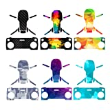 Yuege 6PCS Sticker Decal Waterproof Anti Scratch Skin Guard for DJI Mavic Mini Drone (Color: Multicolored, Tamaño: DJI MAVIC Mini Drone)