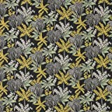 V&A Fabric - Palm Tree (Green)||RF20F