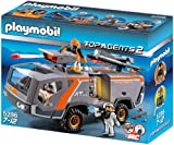PLAYMOBIL 5286 - Spy Team Commander Truck