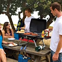 Picnic Time Portagrillo Portable Propane Grill by Picnic Time