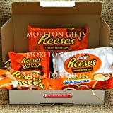Reese's Fun Box - Peanut Butter Cups Milk & White, Pieces, Nutrageous & Big Cup - By Moreton Gifts