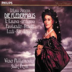 "J. Strauss II: Die Fledermaus / Act 2 - Cs�rd�s: ""Kl�nge der Heimat"""