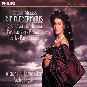 Strauss, J. II: Die Fledermaus (2 CDs)