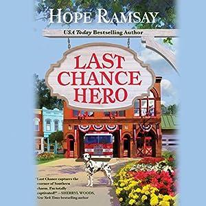 Last Chance Hero Audiobook